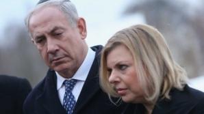<p>Sara Netanyahu, acord de recunoaștere a vinovăției</p>