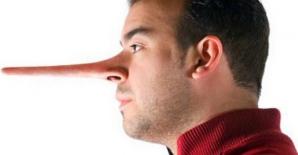 Bărbat mincinos