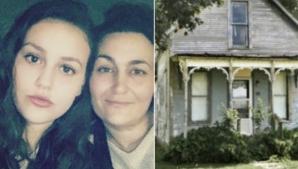 Femeia, mamă a 3 copii, s-a uitat în casa vecinei, prima dată în 21 de ani. I-a înghețat sângele!