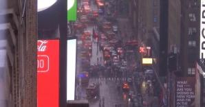 Elicopter prabusit in New York