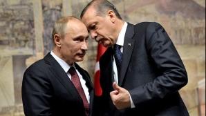 Erdogan și Putin, alianță economico-militară