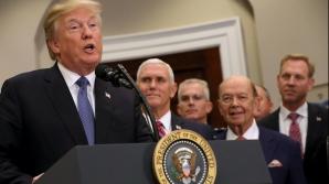 Donald Trump schimbă șeful Pentagonului