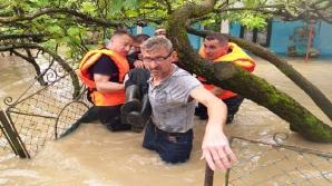 Inundatii din Timis