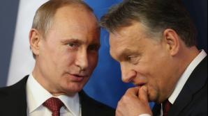 Vladimir Putin și Viktor Orban