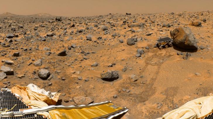 NASA a deslușit una dintre marile dileme despre Marte