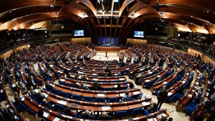 Șapte state au părăsit sesiunea APCE, după ce Rusia a fost admisă în cadrul adunării