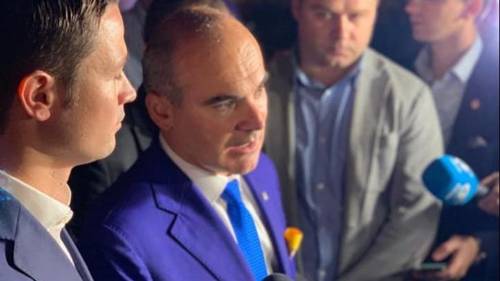 Rareș Bogdan intervine în scandalul momentului și își contrazice șeful de partid