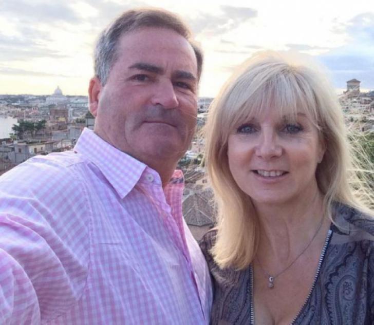 Scandal sexual în televiziune! Prezentatorul TV prins de soţie cu amanta