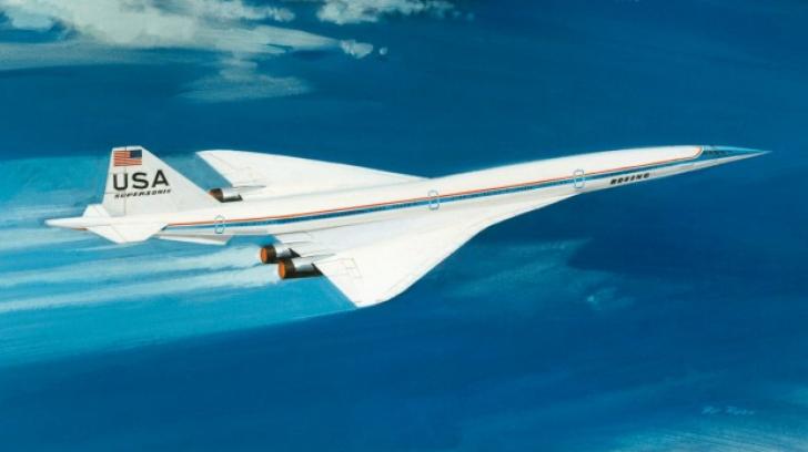 Călătoria cu avionul supersonic va deveni curând ceva obișnuit