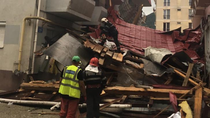 Furtunile au făcut ravagii în România. Dezastru după codul roșu