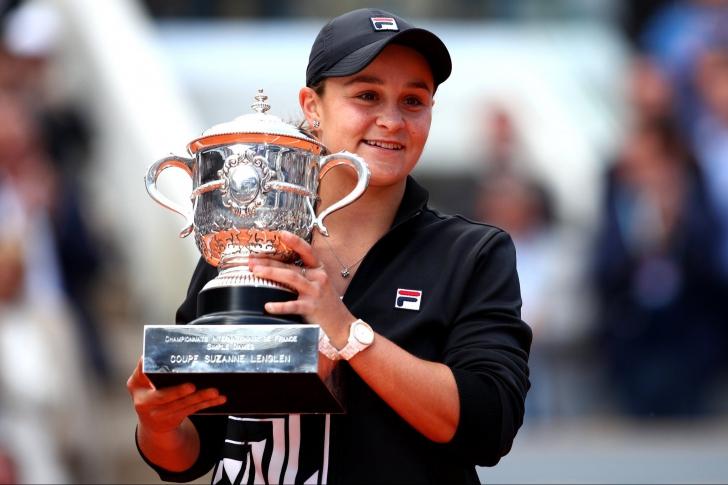Ashleigh Barty, noua regină de la Roland Garros!