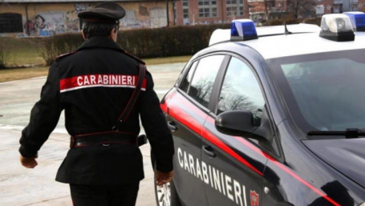 Mașina a carabinierilor (foto ilustrativ)