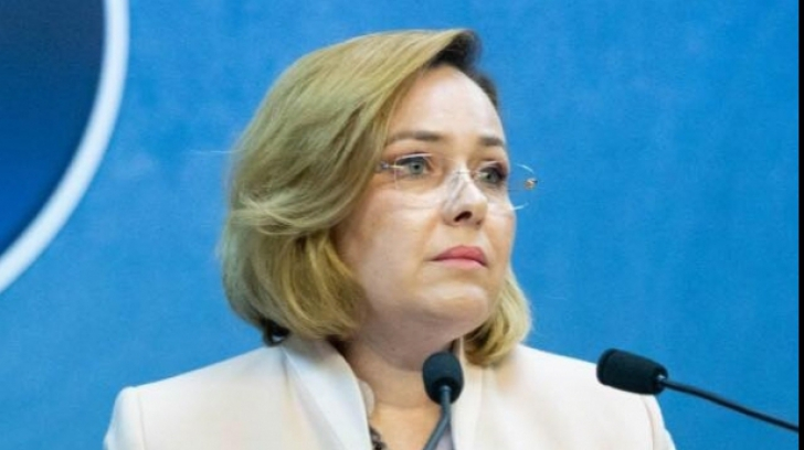 Carmen Dan nu mai vrea să facă parte din conducerea PSD