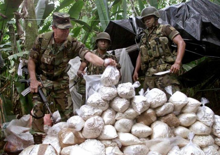 """""""Moștenirea"""" lui Pablo: 70% din cocaina la nivel mondial provine din Columbia"""