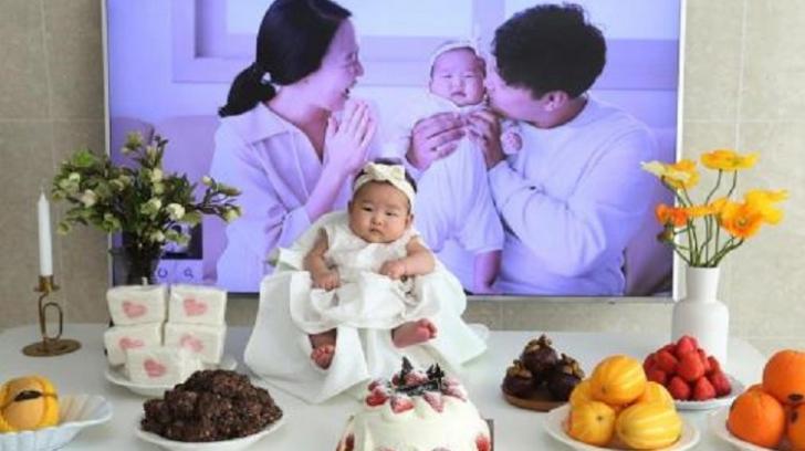 Coreea de Sud, țara în care copiii se nasc la vârsta de 1 an
