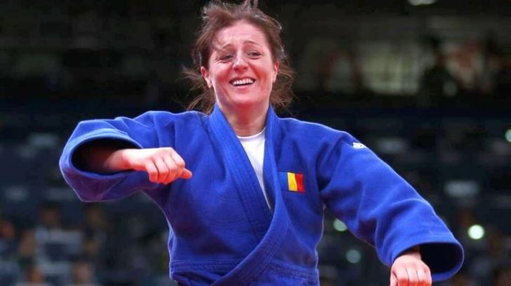 Judo: Corina Căprioriu se retrage din activitate!