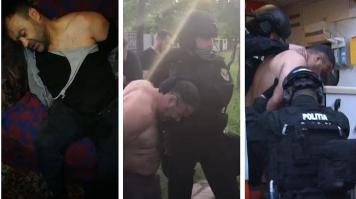 Criminalul din Timis a fost prins