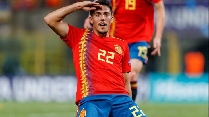 Spania a spulberat Franța în a doua semifinală de la Euro U21