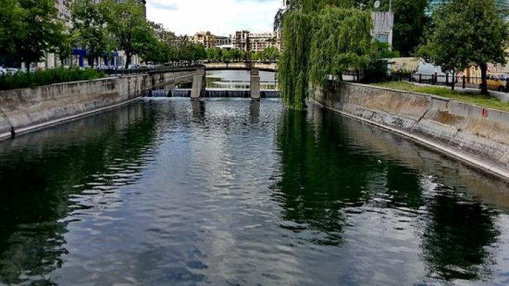 Tragedie în București. Un tânăr s-a înecat în Dâmbovița, altul, aproape de moarte