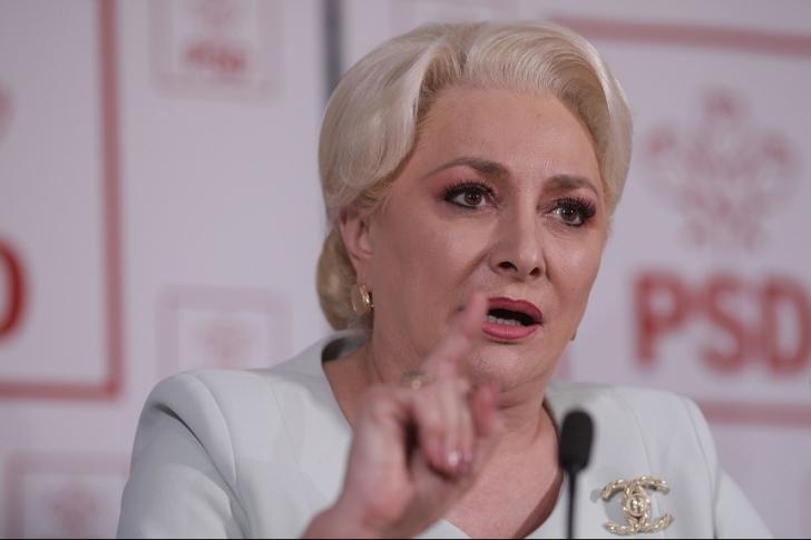 Dăncilă, la discuții cu senatorii PSD nemulțumiți de susținerea lui Isărescu pentru un nou mandat