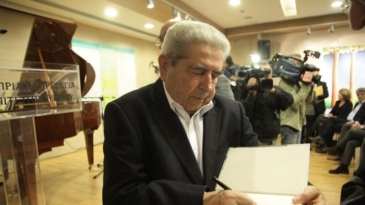 Demetris Christofias