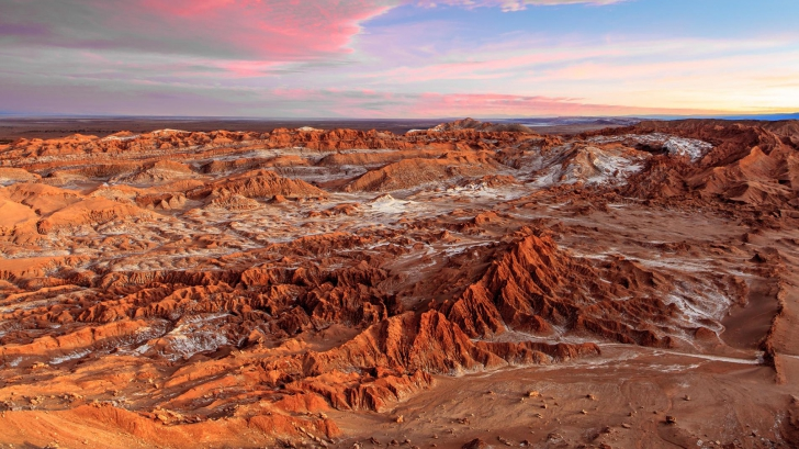 De ce acest loc de pe Pământ seamănă foarte tare cu Marte