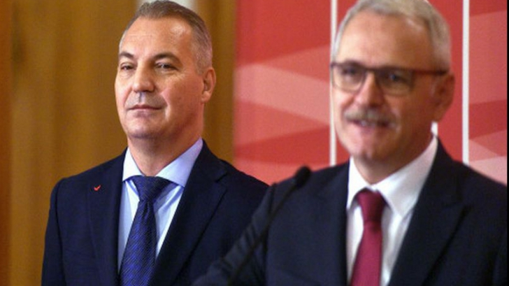 Mircea Drăghici, reacție anti-DNA