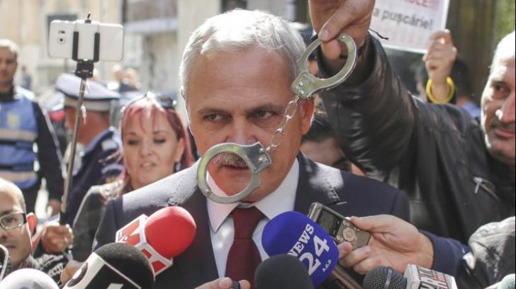 """Codrin Ștefănescu, discurs halucinant: """"Dragnea, deținut politic"""""""