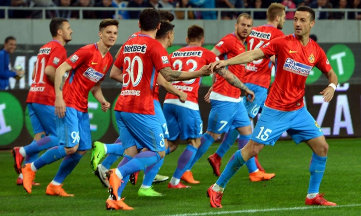FCSB are cale liberă în preliminariile Europa League!