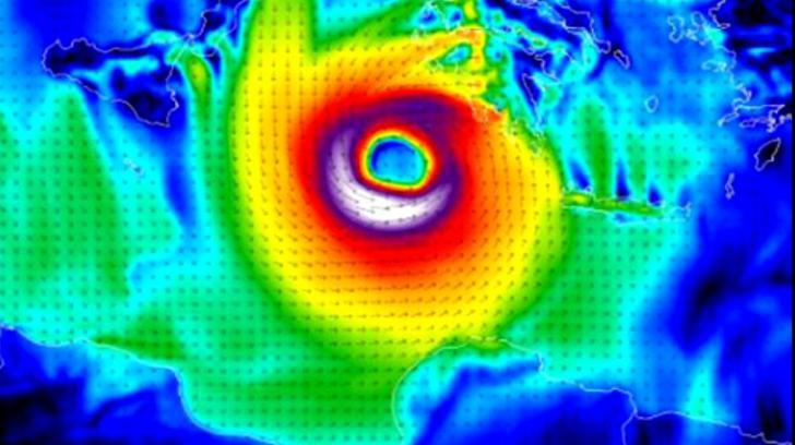 Celule meteo periculoase lovesc azi România
