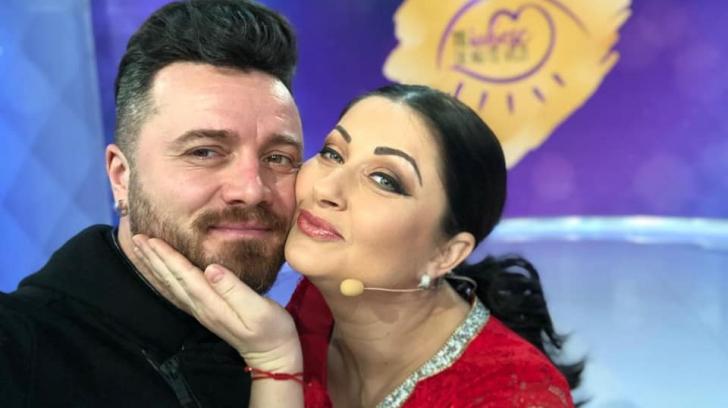 Gabriela Cristea se mărită religios cu Tavi Clonda