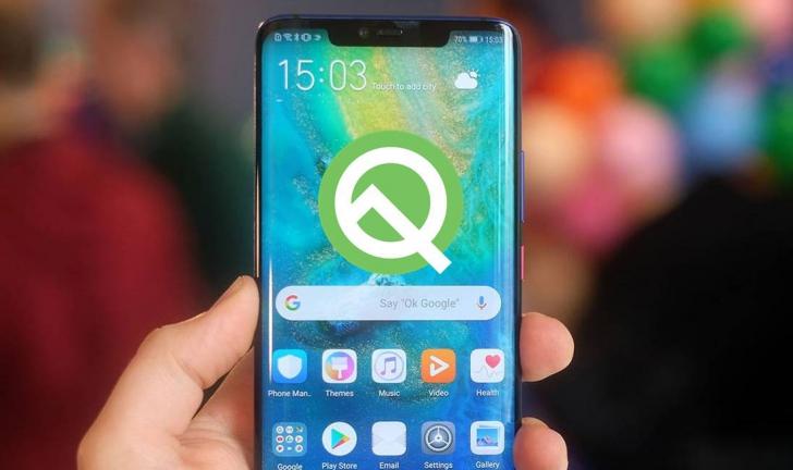 În ciuda sancțiunilor SUA, telefoanele Huawei vor primi update la Android Q