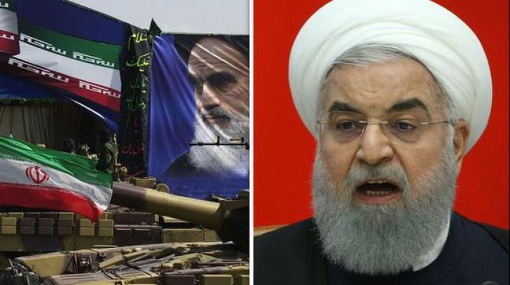 Iranul nu se joacă