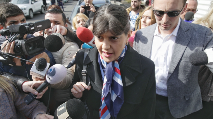 The Sunday Times: Alegerea lui Kovesi ca procuror-șef european nu mai e așa sigură