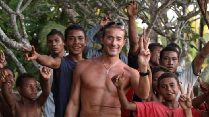 Radu Mazăre în Madagascar
