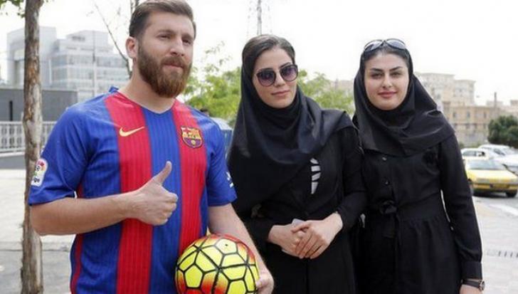 Sosia lui Messi, capcană pentru femei. Trucul șocant prin care un iranian păcălea femeile pentru sex