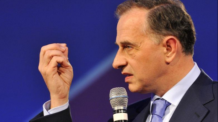 Mircea Geoană, din nou la Guvern