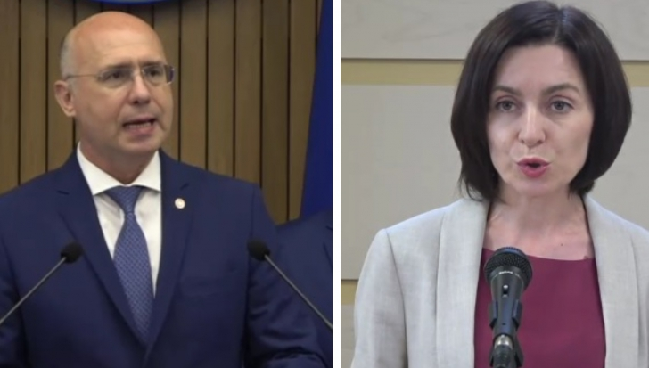 Guvernul Pavel Filip a demisionat în bloc