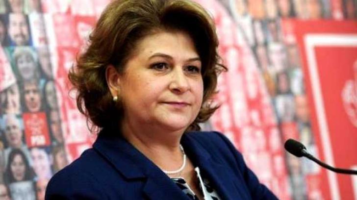 Rovana Plumb, aleasă în grupul vicepreședinților socialiștilor europeni