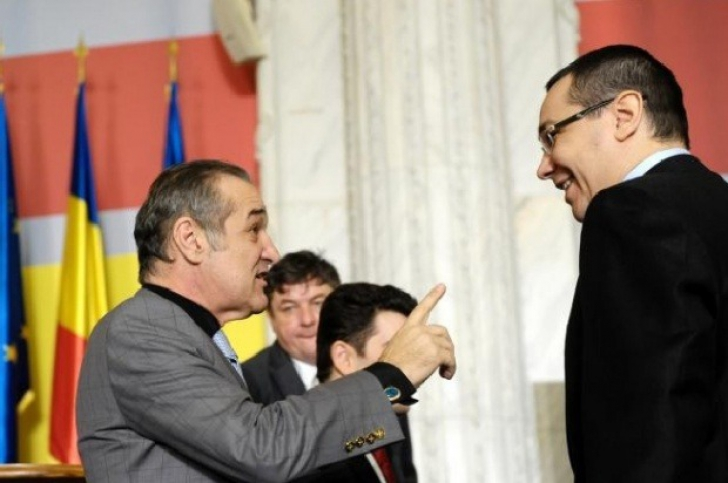 Victor Ponta se implică în conflictul CSA Steaua – FCSB!