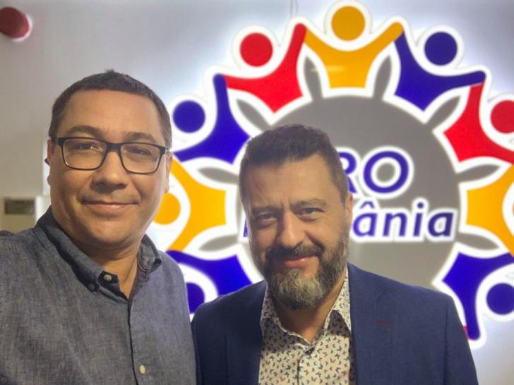Victor Ponta mai face încă o racolare din PSD