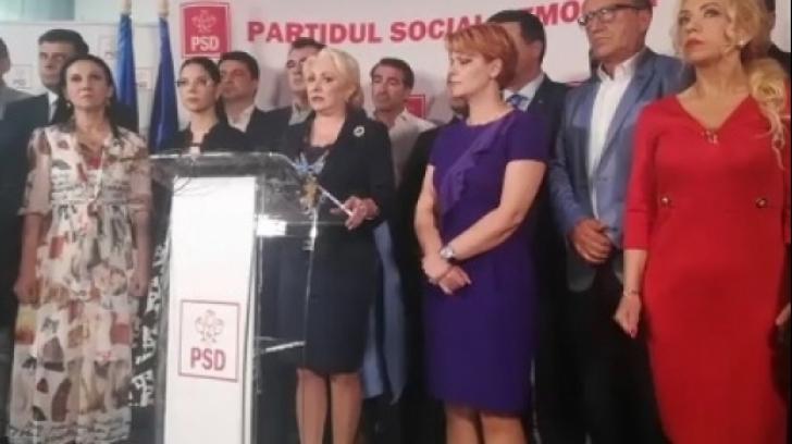 Congres în roşu şi albastru, care au fost cele mai spectaculoase toalete la congresul PSD
