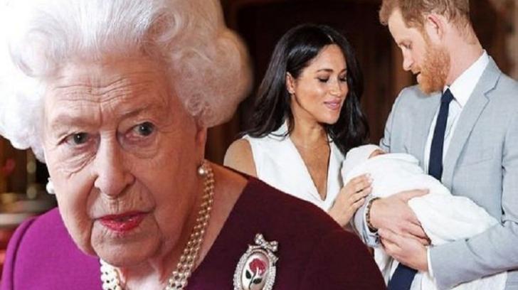 Elisabeta a II-a va rata și botezul bebelușului prințului Harry. Motivul este uluitor