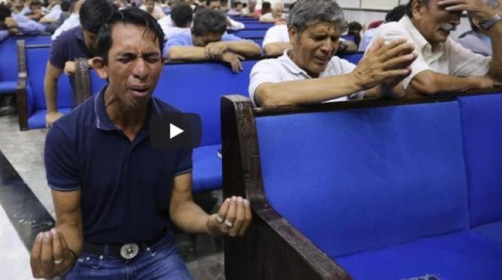 Lider religios, arestat