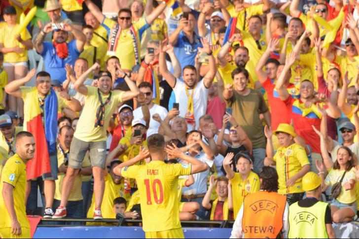 România își cunoaște posibila adversară din semifinale!