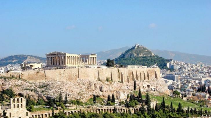 Schimbările climatice amenință ruinele antice din Grecia