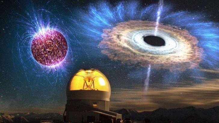 Impactul deosebit de mare pe care stelele care explodează îl au asupra vieții