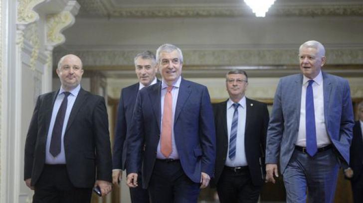 Război total în ALDE! Meleşcanu încearcă să-i fure partidul lui Tăriceanu