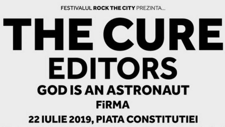 The CURE, pentru prima dată în România