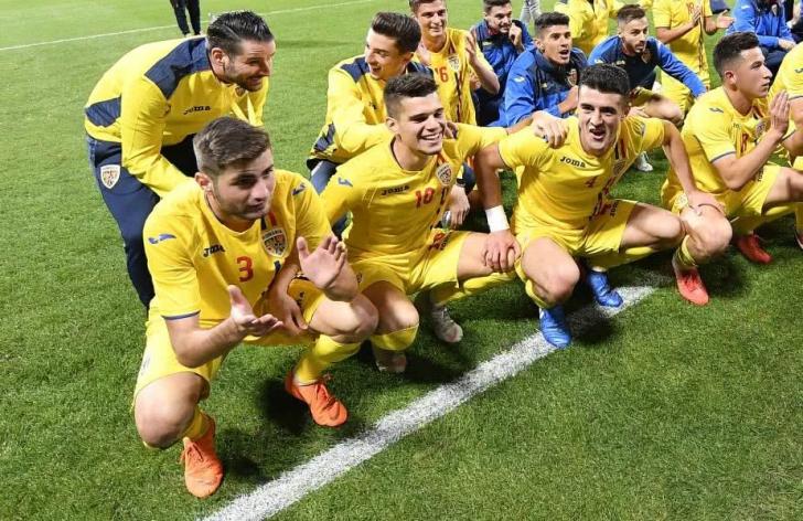 Romania - Croatia U21 4-1. Romania are un debut senzaţional la EURO U21. Să vină Anglia!